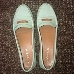 Coach Fredrica Loafers Size 9.5